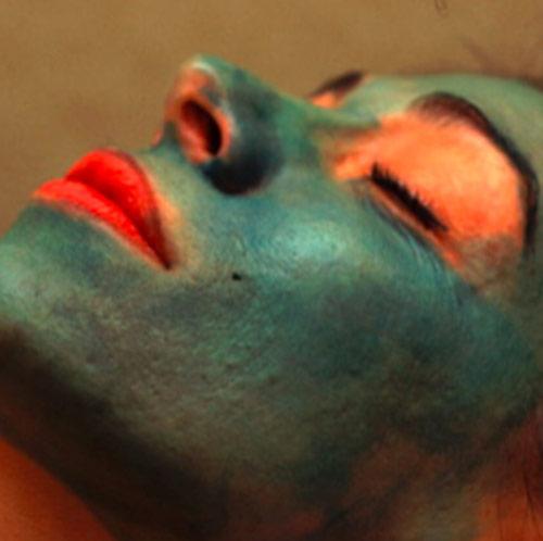 BLUE PEEL
