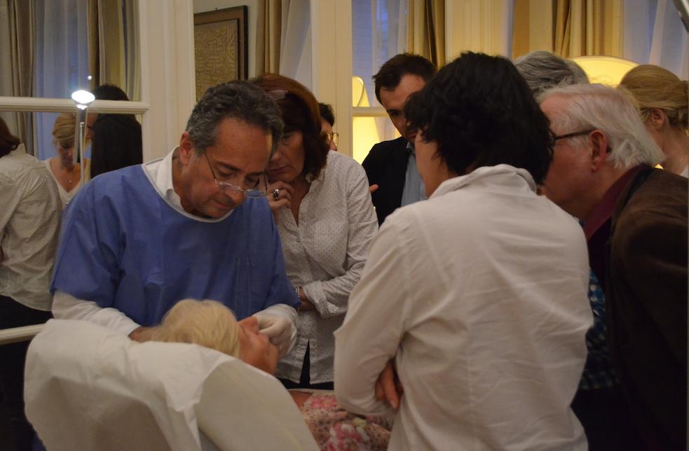 workshops chirurgie esth tique paris docteur philippe garcia. Black Bedroom Furniture Sets. Home Design Ideas