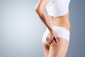 Le traitement esthétique des fesses